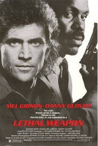 Lethal Weapon with Mel Gibson