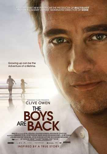 The Boys are Back- Clive Owen