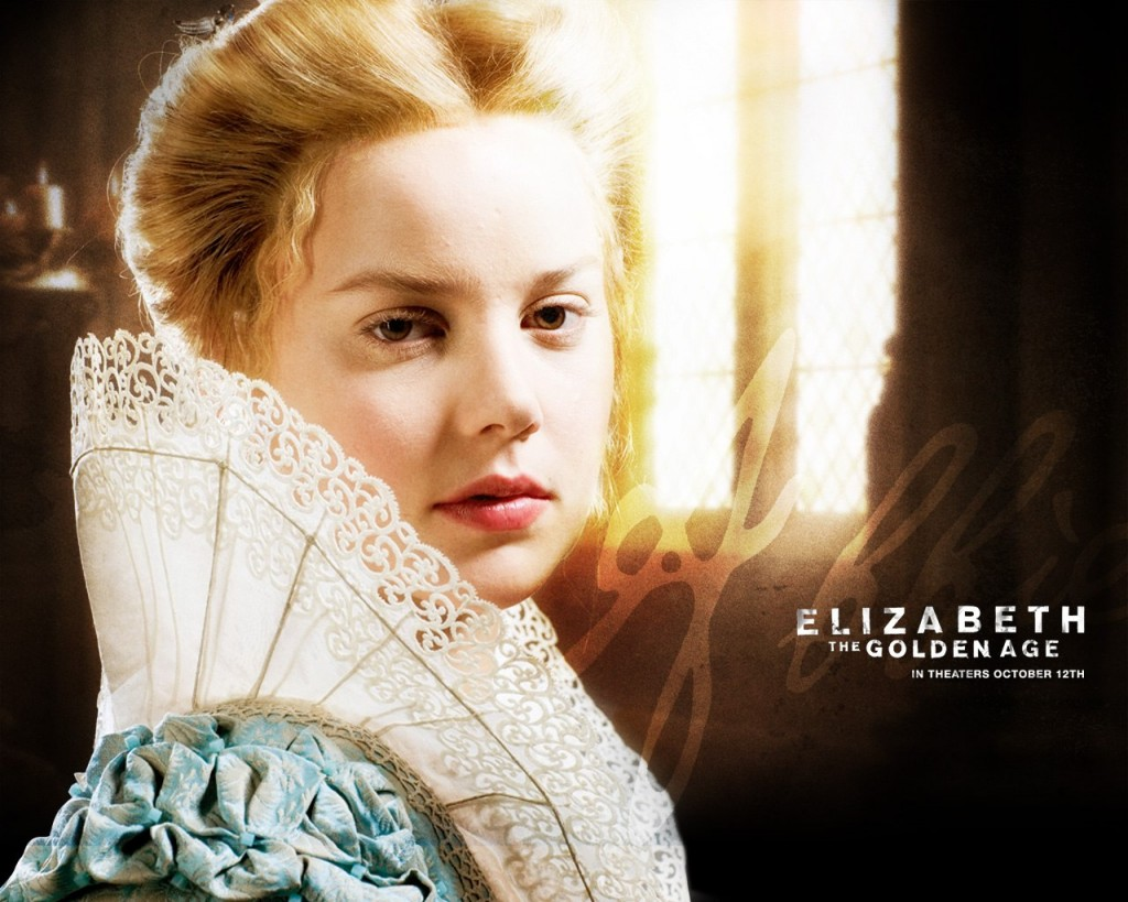 Abby Cornish as Bess in Elizabeth: The Golden Age