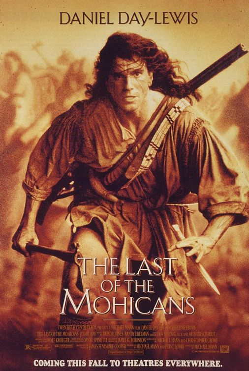 موسيقى Vangelis Last Mohican last_of_the_mohicans