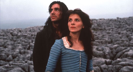 Wuthering Heights starring Ralph Fiennes and Juliette Binoche