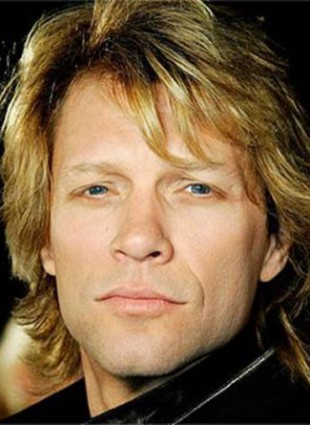 Jon Bon Jovi  appeared in Sex and The City