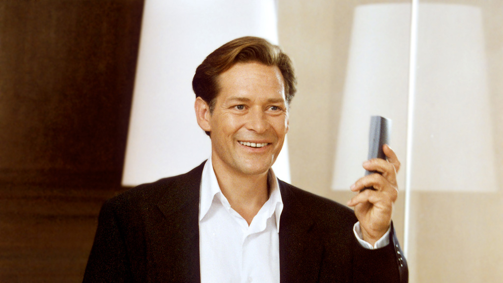 James Remar as Richard Wright in Sex and The City