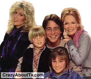 Who's The Boss starring Tony Danza, Judith Light, Danny Pintauro, Alyssa Milano and Katherine Helmund.