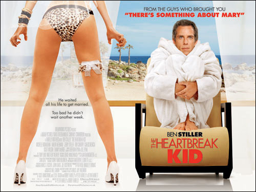The Heartbreak Kid starring Ben Stiller, Malin Akerman and Michelle Monaghan