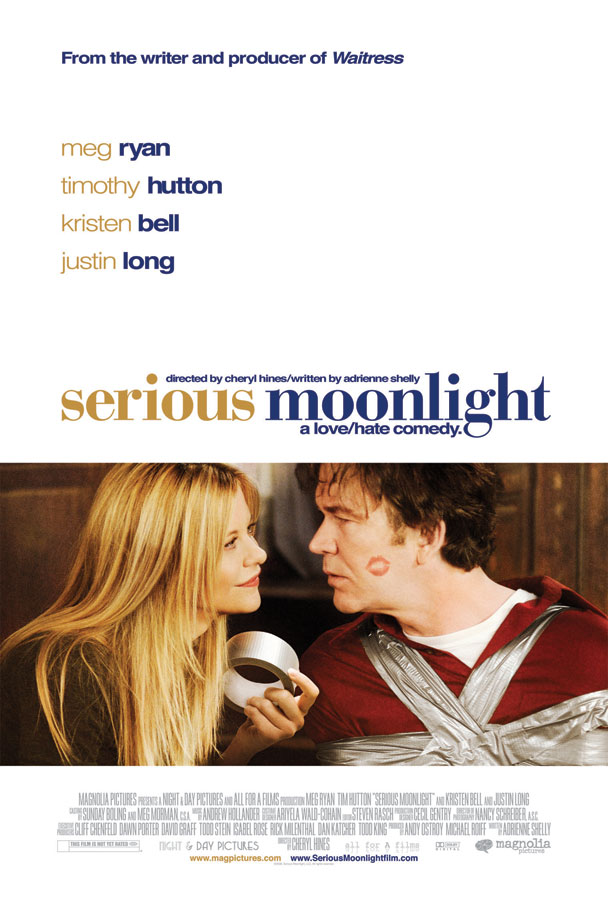 Serious Moonlight starring Timothy Hutton and Meg Ryan ...