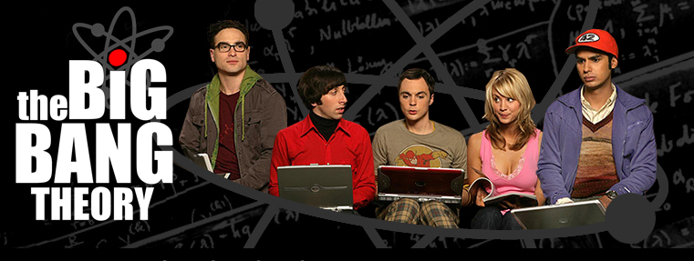 Big Bang Theory. The Big Bang Theory