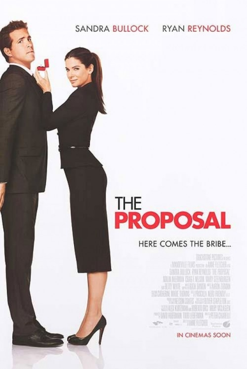 sandra bullock  the proposal