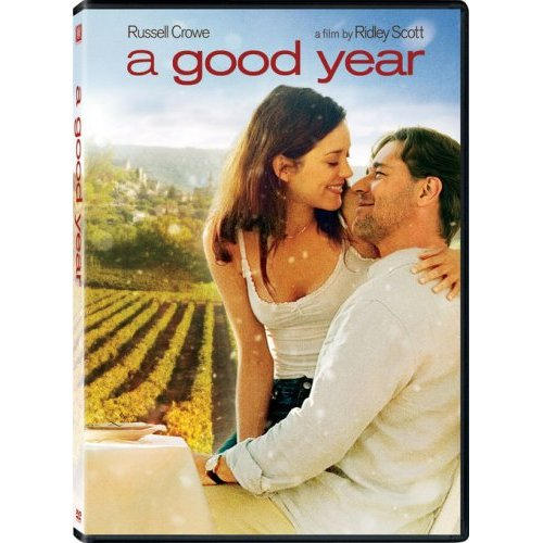 A Good Year starring Russell Crowe and Marion Cotillard. Co-starring Albert Finney, Freddie Highmore, Tom Hollander, Abbie Cornish and Richard Coyle.