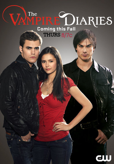 The Vampire Diaries starring Nina Dobrev, Paul Wesley and Ian Somerhalder. Co-starring Steven R. McQueen, Candice Accola, Katerina Graham, Michael Trevino and Zach Roerig, Sara Canning