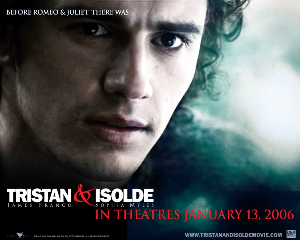 Tristan & Isolde starring James Franco, Sophia Myles, Rufus Sewell, Henry Cavill & Mark Strong.
