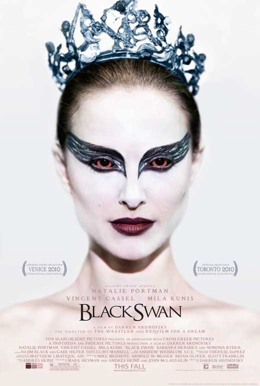 Darren Aronofsky's Black Swan: The Movie Natalie Portman Couldn't Save
