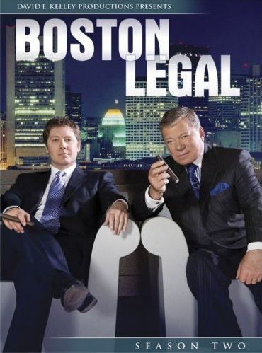 Boston Legal - Season Two movie