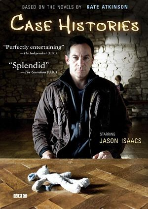 Jason Isaacs as Jackson Brodie in BBC's Case Histories