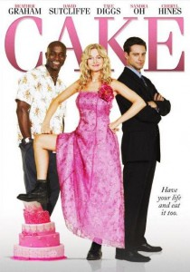 Cake starring Heather Graham, David Sutcliffe and Taye Diggs.