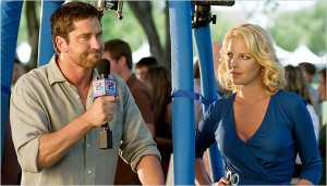 Gerard Butler and Katherine Heigl - The Ugly Truth