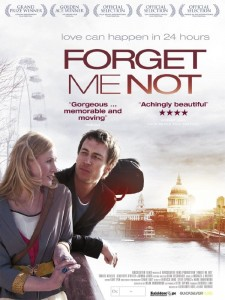 forget me not 2010 movie poster