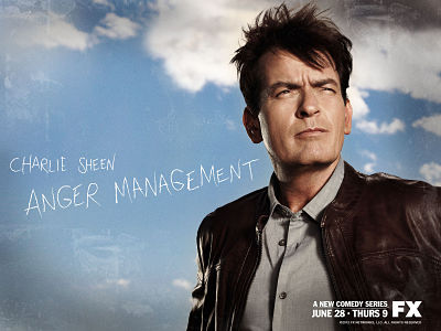 Anger Management Charlie Sheen