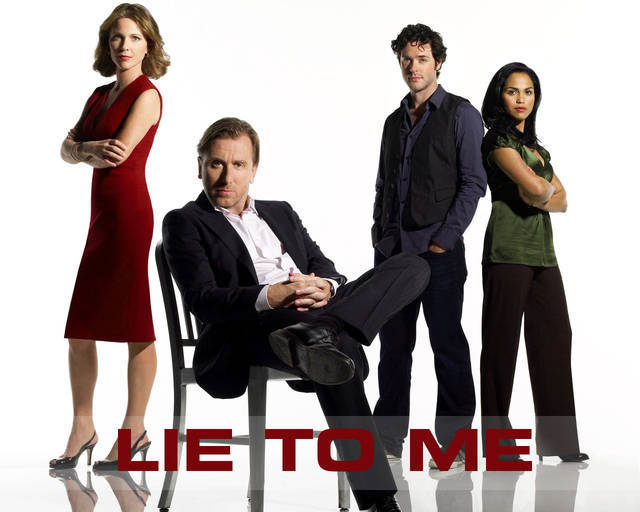 Lie to Me TV Series starring Tim Roth