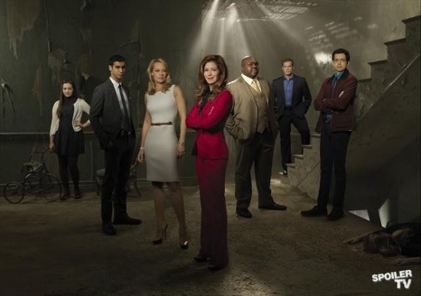 Body of Proof Season 3 Cast