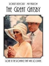 The Great Gatsby, Robert Redford, Mia Farrow