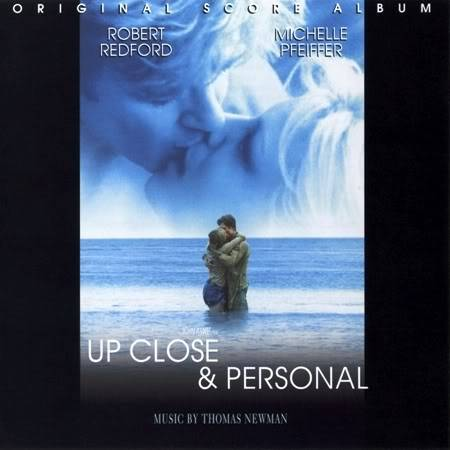 michelle pfieffer, robert redford, up close and personal