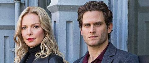 Katheibe Heigl and Steven Pasquale.