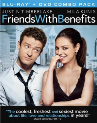 Who starred in friends with benefits