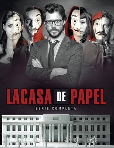 La Casa De Papel (Money Heist) Series Plot and Review: Update